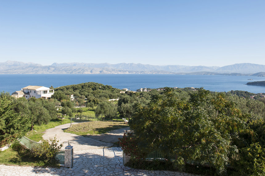 Villa Mylos Sea View