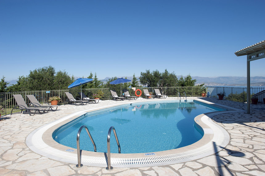 Villa Mylos Swimming Pool