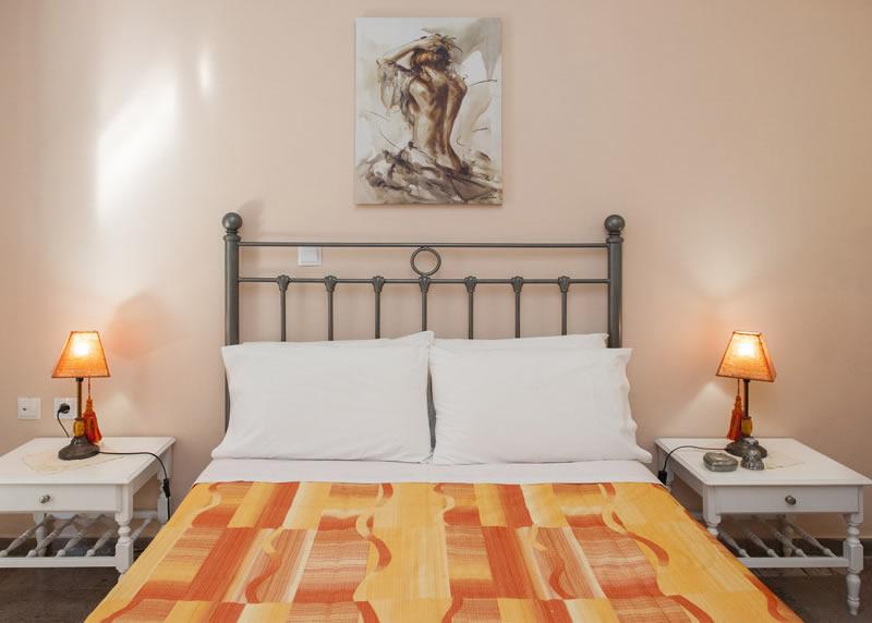 Villa Panagiota Master Bedroom 1