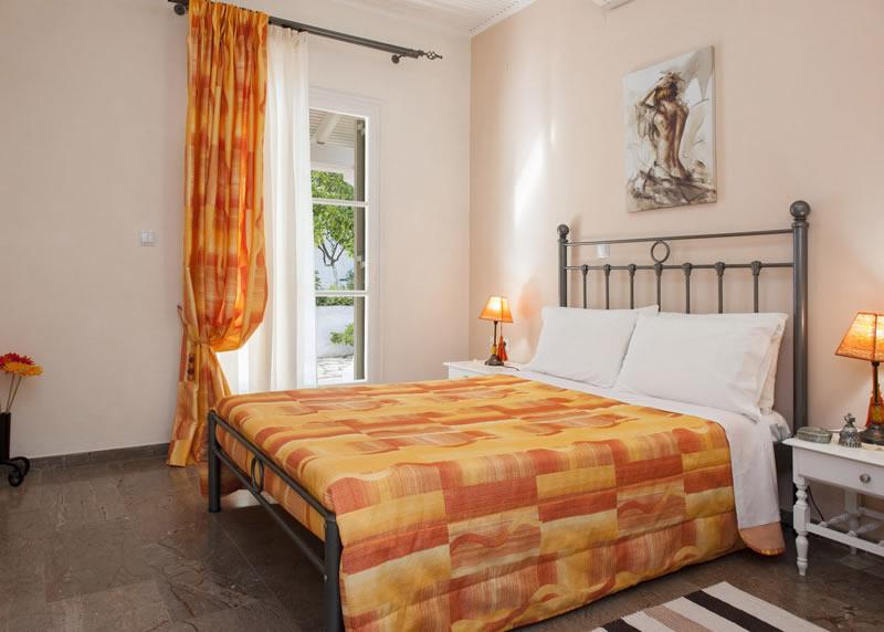 Villa Panagiota Master Bedroom