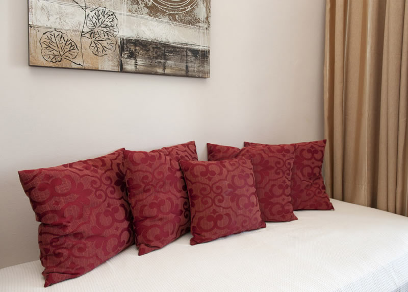 Villa Panagiota Pillows