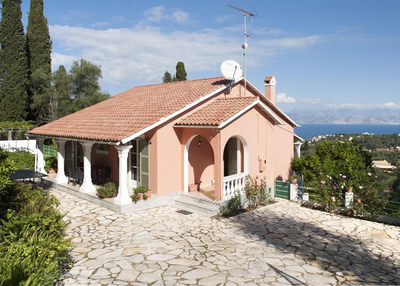 Villa Panagiota Outdoor